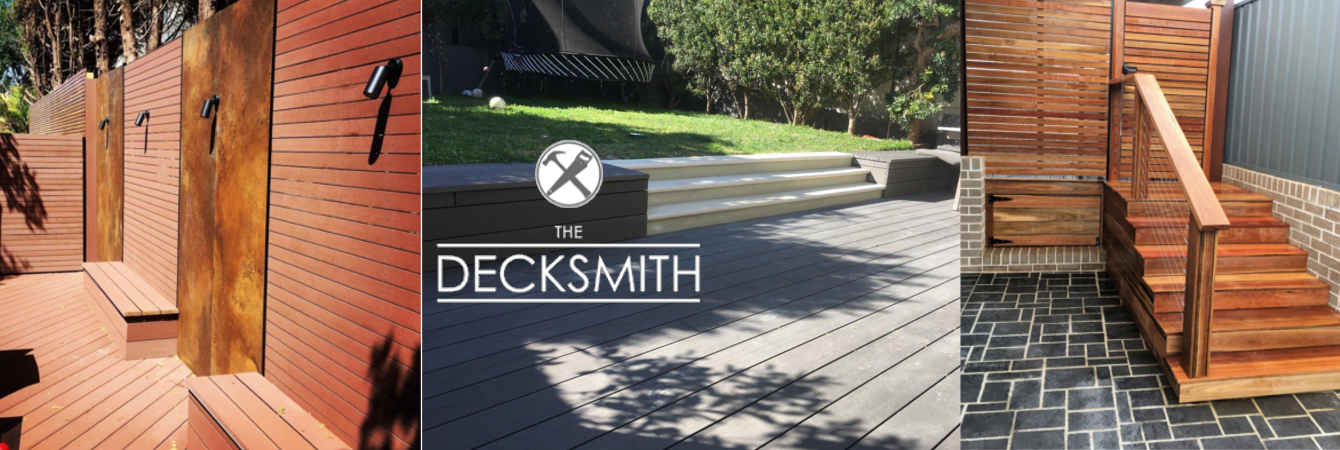The Decksmith - Deck solutions for outdoor living