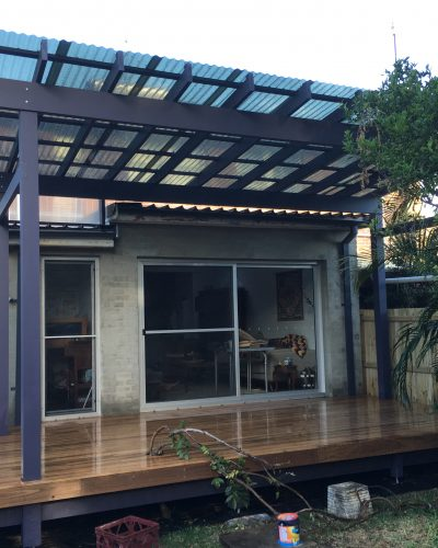 Custom Outdoor Pergola Design