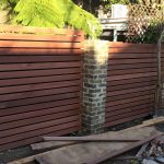 Custom Timber Fence